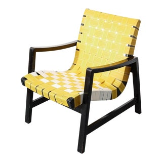 Vintage Jens Risom Lounge Chair for Knoll For Sale