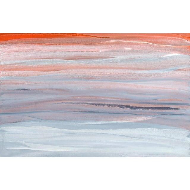 Teodora Guererra Teodora Guererra, 'Orangsicle' Painting, 2018 For Sale - Image 4 of 5