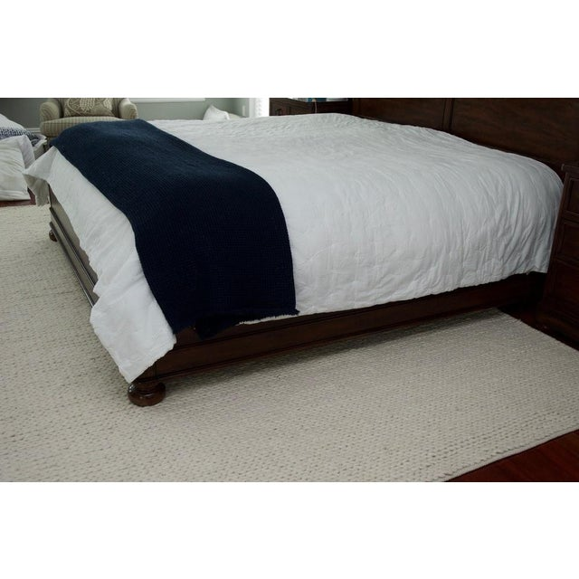 Bernhardt Vintage Patina Collection King Bed For Sale - Image 10 of 11