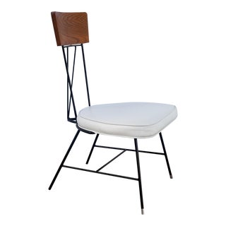 1970s Mid-Century Modern Richard McCarthy Accent Chair For Sale