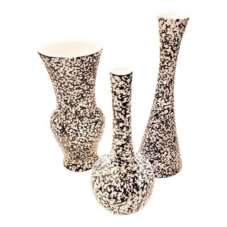 Set of 3 Royal Haeger Ceramic Pottery Vases For Sale