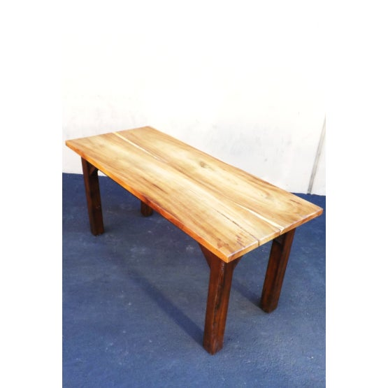 Gorgeous handmade wood slab table. Each table is unique with the natural grains of the tree trunk. Each table is carefully...