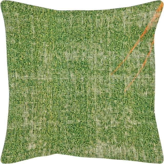 "Nalbandian - 1960s Turkish Mid-Century Modern Pillow - 20"" X 20"" For Sale"