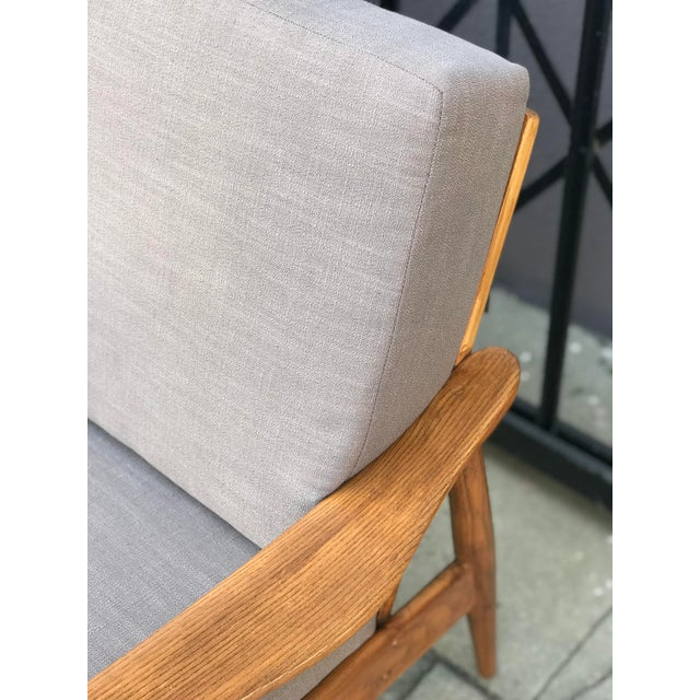 Mid Century 3 Seater Sofa For Sale - Image 11 of 12