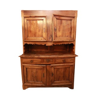 Wonderful Antique Country French Chestnut Buffet
