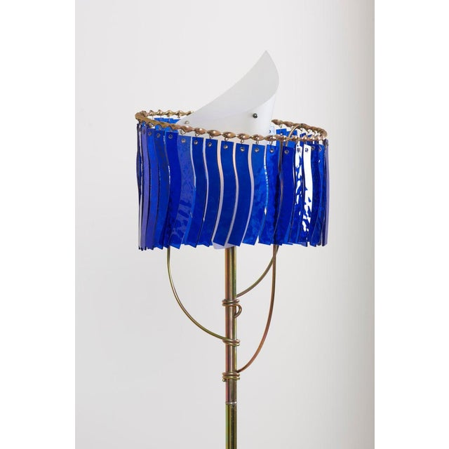 """""""Priamo"""" Floor Lamp by Toni Cordero for Artemide, Italy, 1990 For Sale - Image 9 of 13"""