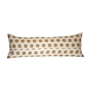 Kantha Polka Dot Pillow