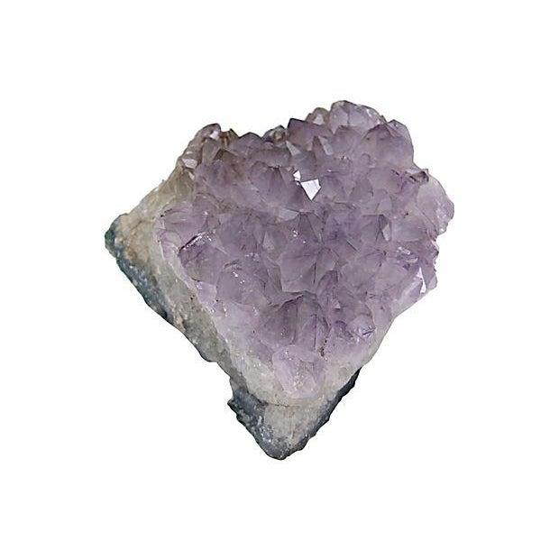 Amethyst Crystal Mineral Specimen - Image 3 of 3