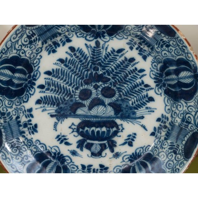Traditional Peacock Plate For Sale - Image 3 of 11