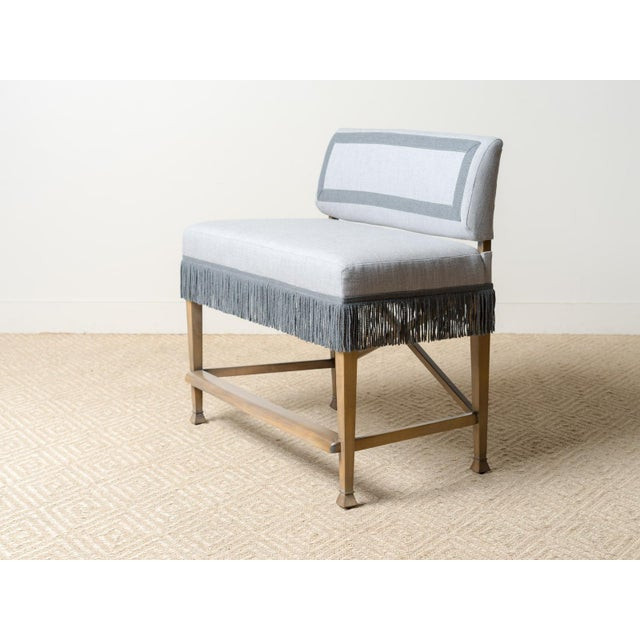 Wood EJ Victor Regalia Counter Bench For Sale - Image 7 of 7
