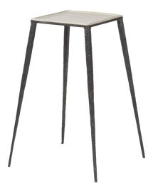 Image of Wrought Iron Side Tables