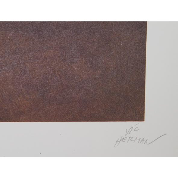 Artist: Vic Herman, American (1919 - 1999) Title: I Have No Complaints Year: 1979 Medium: Lithograph, signed and numbered...