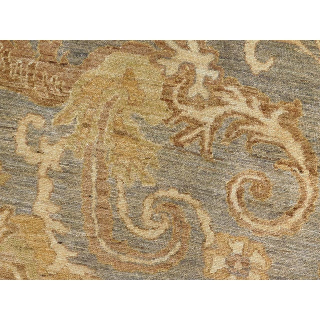 """Hand-Knotted Pakistan Rug - 3'5"""" x 4'10"""" - Image 4 of 10"""