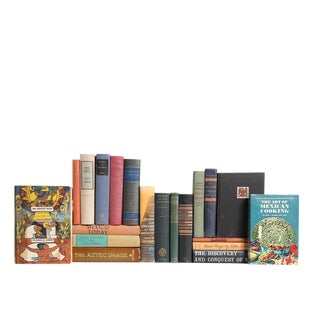 Latin American History & Culture Books - Set of 20 For Sale