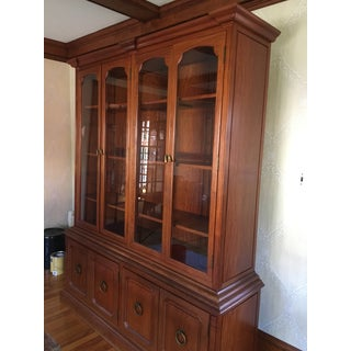 Mid-Century Dining Room Hutch in Rosewood Preview