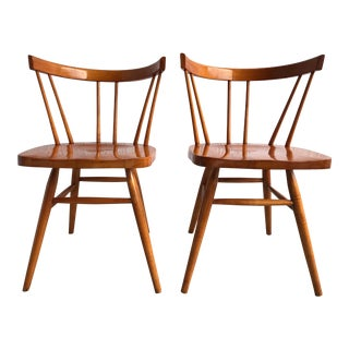 Mid Century Spainhour Chairs - a Pair For Sale