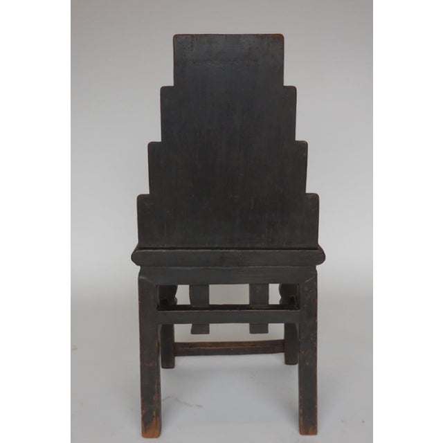 19th Century Chinese Chair For Sale - Image 4 of 10