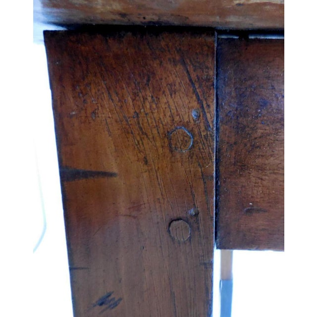 Pine 19th Century Pine Table For Sale - Image 7 of 8