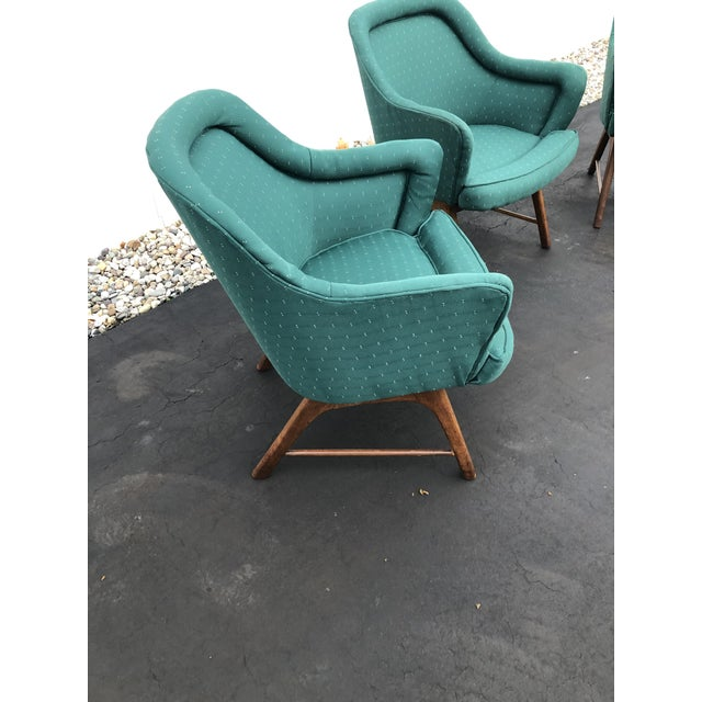 Mid Century Pearsall Style Chairs- Set of 3 For Sale In New York - Image 6 of 13