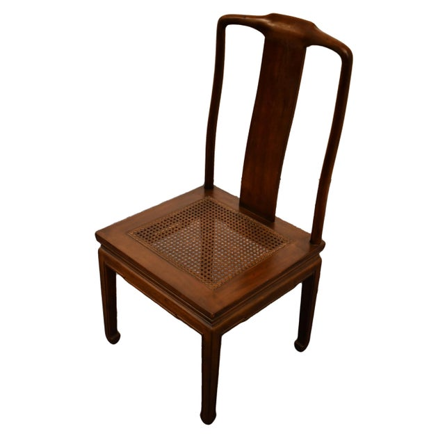 Henredon Furniture Pan Asian Collection Side Chair For Sale - Image 11 of 11