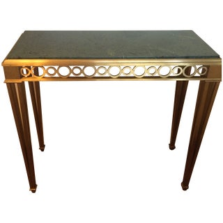 Modern Console Table by Paul Jones For Sale