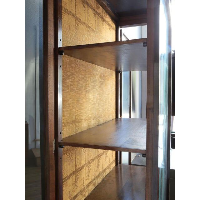 1930s Art Deco Display Cabinet by Károly Lingel For Sale - Image 5 of 9