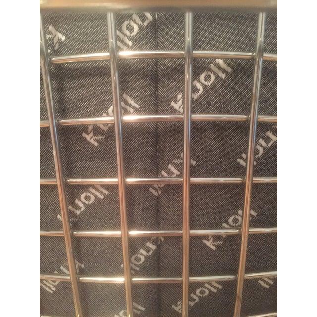 Knoll Bertoia Chrome Bar Stools - Set of 3 - Image 3 of 11