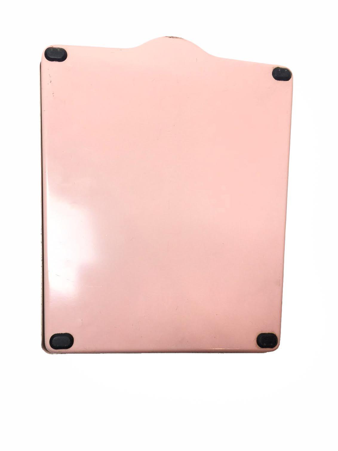 Vintage 1950s Classic Pink Detecto Bathroom Scale   Image 3 Of 3