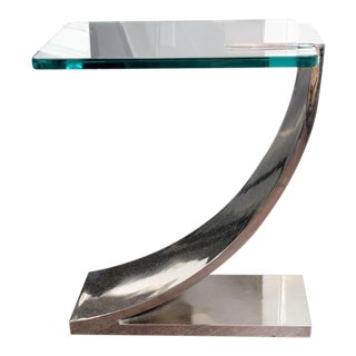 Nickel Plated Z Table For Sale