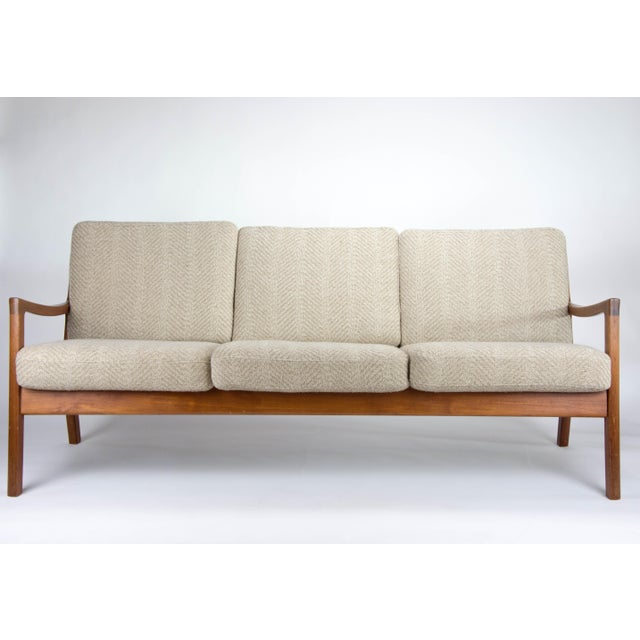 France & Sons Ole Wanscher Sofa - Image 6 of 6