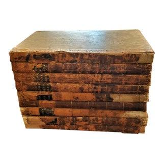1820 to 1829 John Bull Original Annuals Books - Set of 9 For Sale