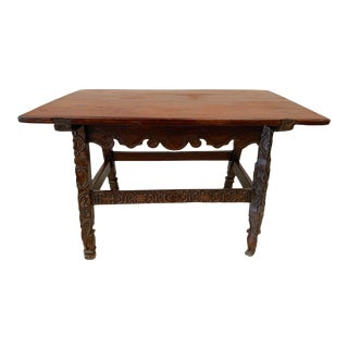 18th Century Spanish Colonial Writing Desk For Sale