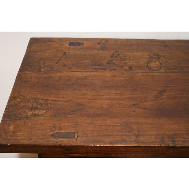 Late 19th Century Late 19th Century Walnut Sideboard For Sale - Image 5 of 8