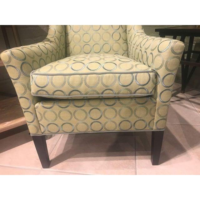 Hickory Chair Jackson Wing Chair - Image 5 of 7