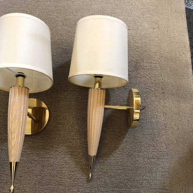 Transitional Boyd Lighting Piedmont Sconces - a Pair For Sale In San Francisco - Image 6 of 12