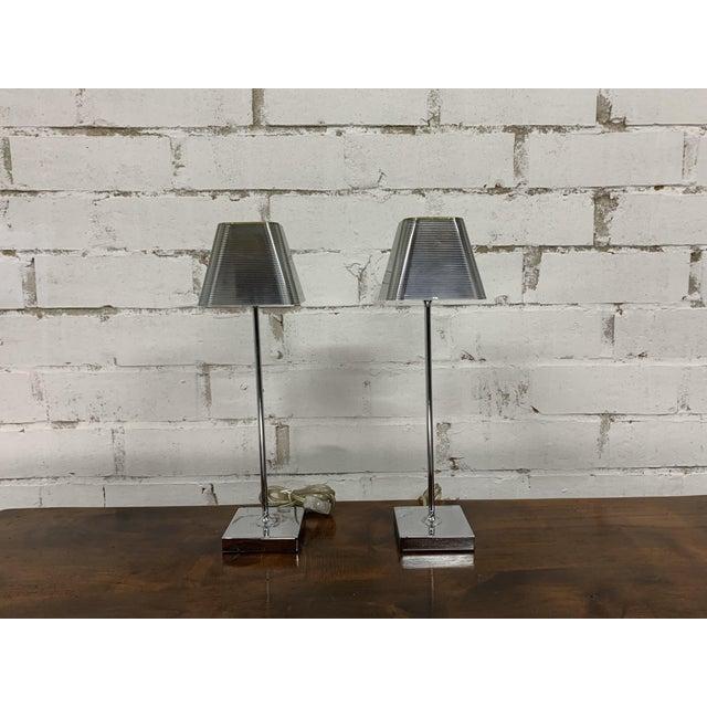 "Vintage ""Igor Paris"" Table Lamps - a Pair For Sale - Image 10 of 13"