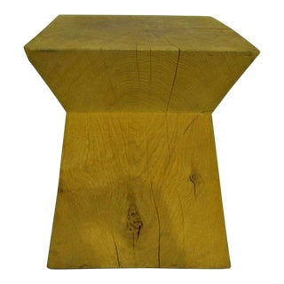 1980s Modern Christian Liaigre for Holly Hunt Nagato Side Table For Sale