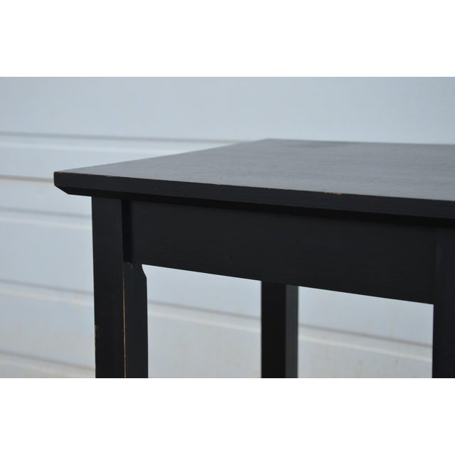 Simple Shaker Style Side Table - Image 6 of 8