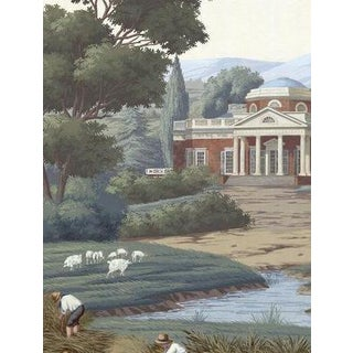 Casa Cosima Chesapeake Mural - Sample For Sale