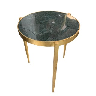 Contemporary Erdos + Ko Austin Small Side Table For Sale