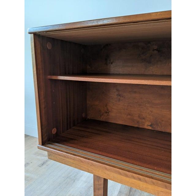 1960's Dyrlund Teak 3-Door Credenza/Sideboard For Sale - Image 10 of 13