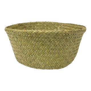 Multi Function Straw Basket For Sale