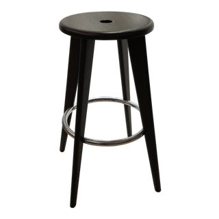 Modern Jean Prouve for Vitra Tabouret Haut Bar Stool