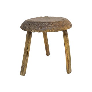 Antique French Stool For Sale
