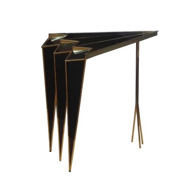 Modern Susan Side Table by MarGian Studio For Sale - Image 3 of 8