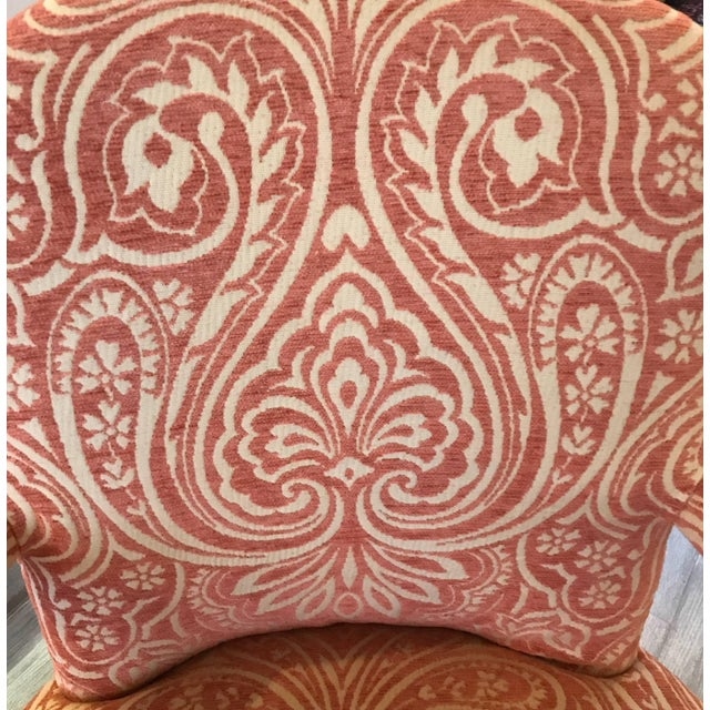 Traditional 1920s Traditional Mahogany Bergere Chairs - a Pair For Sale - Image 3 of 10