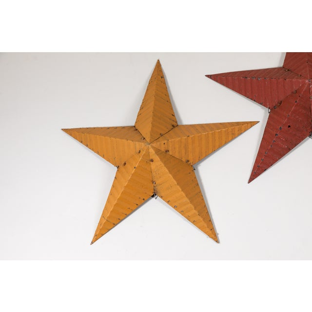 Metal Large Amish Barn Stars For Sale - Image 7 of 8