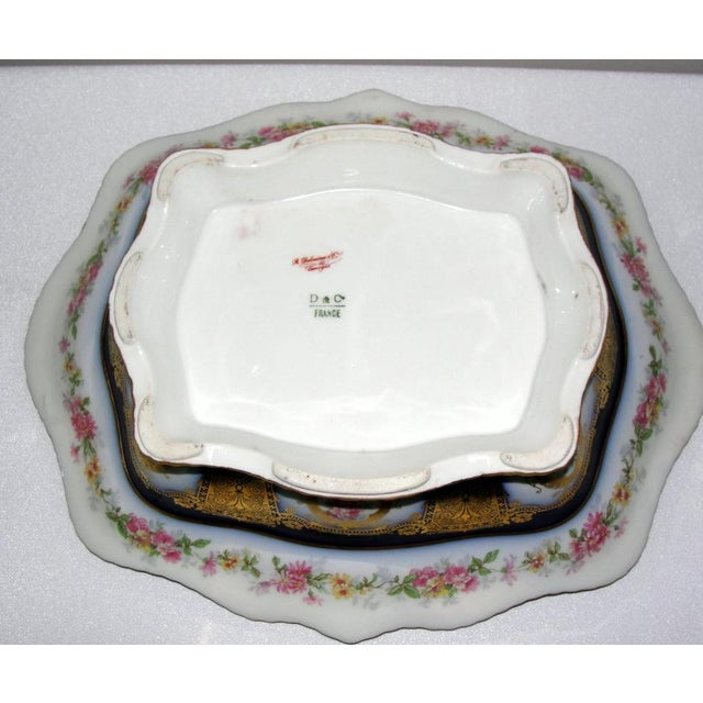 Limoges Display Collector Casserole Covered Dish For Sale - Image 10 of 11