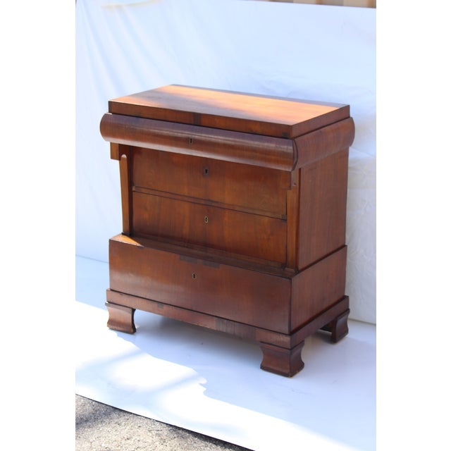 Biedermeier Small Chest of Drawers - Image 3 of 11