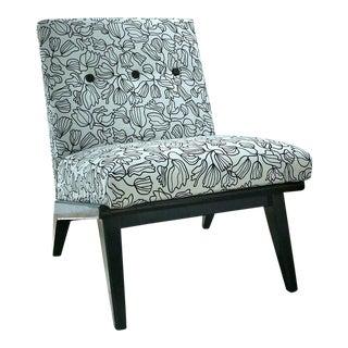 Vintage Jens Risom Knoll Lounge Chair